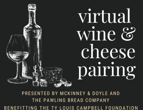 Virtual Wine and Cheese Pairing Presented by McKinney & Doyle and the Pawling Bread Company